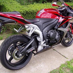 2007 Honda CBR 600RR