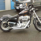 2004 Harley Davidson Hotrod Bar/Island hopper.Screaming Eagle.