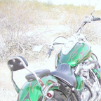 2003 Yamaha RoadStar  Custom