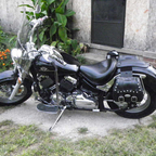 2003 Yamaha V-Star Classic 650