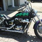 2001 Honda Honda Shadow Spirit 750