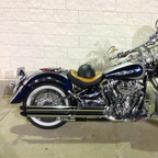 2006 Yamaha Custom Built Roadstar 1700