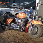 2001 Harley Davidson Fuel-injected Road King Custom