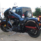 2011 Indian Chief Black Hawk