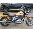 1998 Honda Shadow VTwin 1100cc spirit