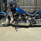 2005 Harley Davidson springer softail