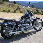 2002 Harley Davidson Screaming Eagle Wide Glide