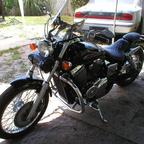 2000 Honda Shadow spirit