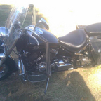 2003 Yamaha v-star