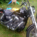 2007 Harley Davidson Dyna Street Bob