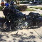 2015 Harley Davidson Street Glide CVO