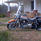 2014 Harley Davidson Soft  tail deluxe