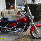 1998 Honda Shadow 1100 ACE