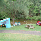 Camping at Riders Roost