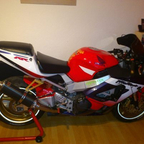 2001 Honda fireblade