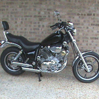 1986 Yamaha XV1000