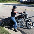 2011 Harley Davidson Sportster 883 XL