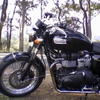 2008 Triumph 