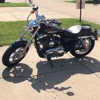 2016 Harley Davidson Sportster 1200C