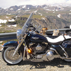 2003 Harley Davidson 100th Anniversary Road King Classic and Sidecar