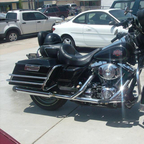 2004 Harley Davidson Electra-glide Classic
