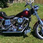 1978 Harley Davidson shovelhead