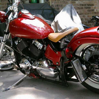 2001 Yamaha V Star / Custom