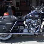 2012 Harley Davidson Roadking Classic
