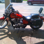 2007 Honda Shadow Sprit