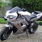 2002 Triumph Daytona 600