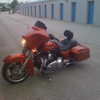 2011 Harley Davidson Streetglide 