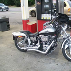 2003 Harley Davidson FXDWG 100th Anniversary Edition