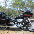 What I\'m ridin now...