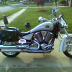 2005 Victory Kingpin