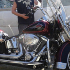 2000 Harley Davidson Heritage Softail Classic