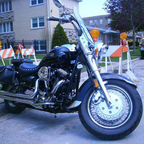 2003 Yamaha Midnight RoadStar