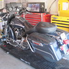 2003 Harley Davidson flhtci