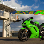 2007 Kawasaki zx6r