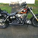 2010 Harley Davidson FXDWG Wide Glide
