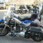 2006 Harley Davidson Heritage Soft tail