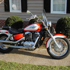 1995 Honda Shadow ACE VT1100