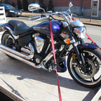 2002 Yamaha Roadstar Warrior