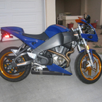 2005 Buell XB12R