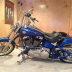 2008 Harley Davidson Rocker C