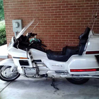 1999 Honda Goldwing GL 1500 SE