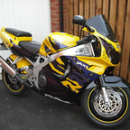 1997 Honda fireblade