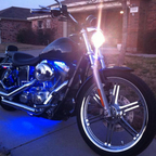 2010 Harley Davidson Dyna Superglide Custom Lowrider