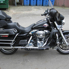 2006 Harley Davidson FLHTCUI