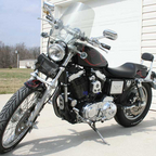 2003 Harley Davidson 1200 Custom 