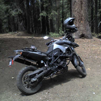 2009 BMW F800GS